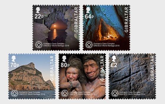 UNESCO Complesso Gorham's Cave - Serie