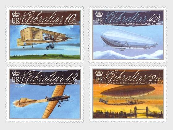 Aviation Centenaries - Set