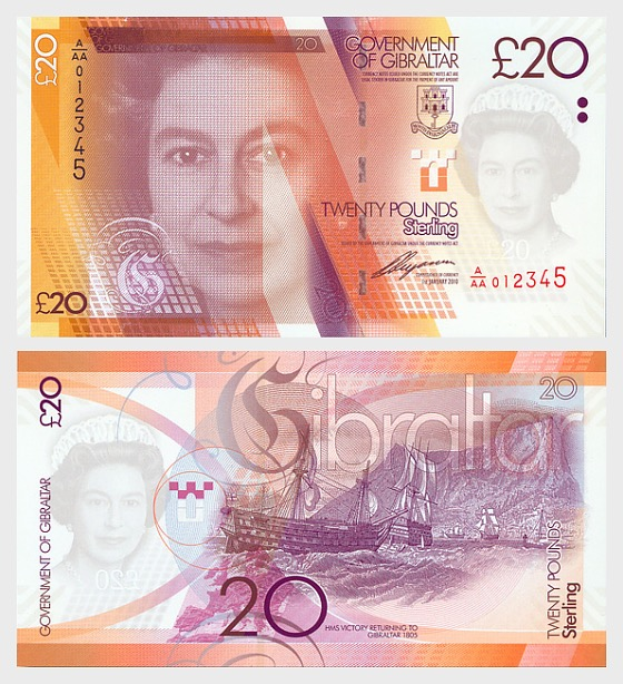 2011 £20 Banknote - Banknote