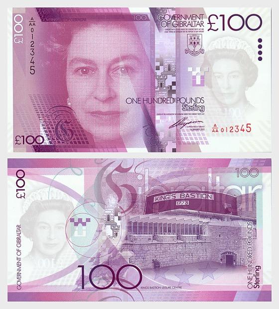 2011 £100 Banknote - Banknote