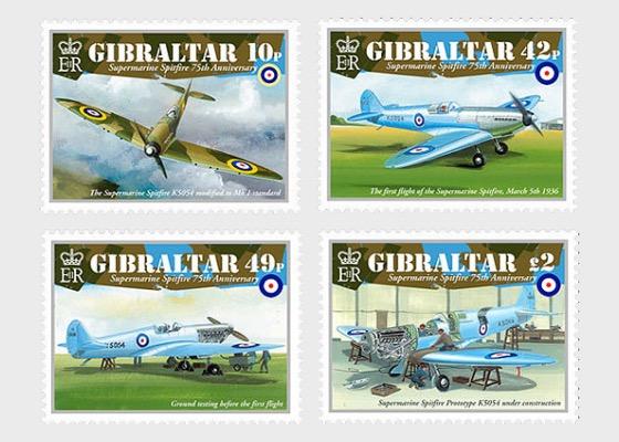 Spitfire 75th Anniversary - Set
