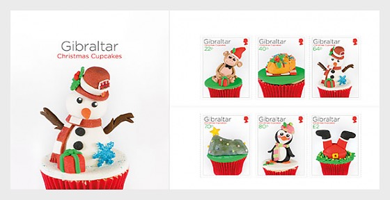 Christmas 2017 - Cupcakes - Presentation Pack