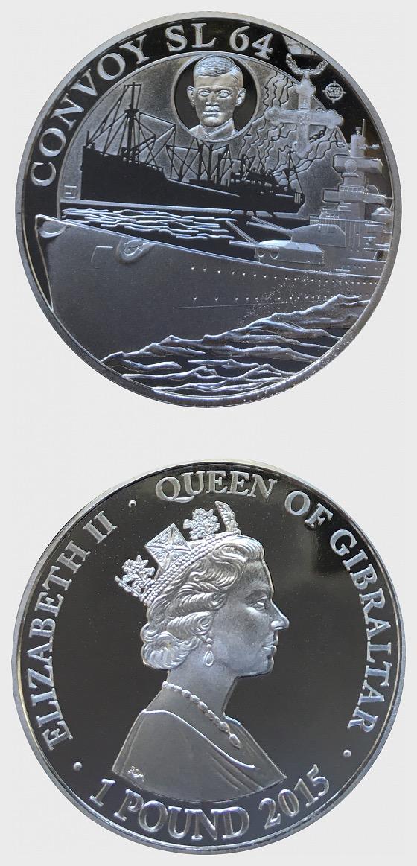 Convoy SL 64 - Burgestead - Silver Coin