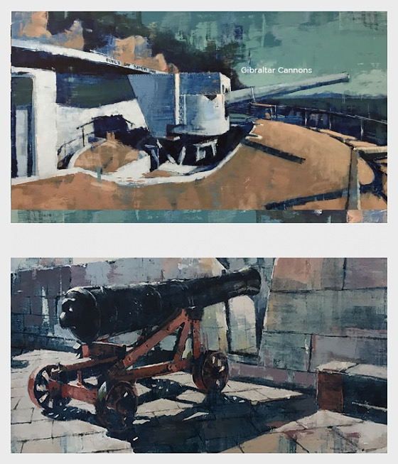 Gibraltar Cannons - Presentation Pack