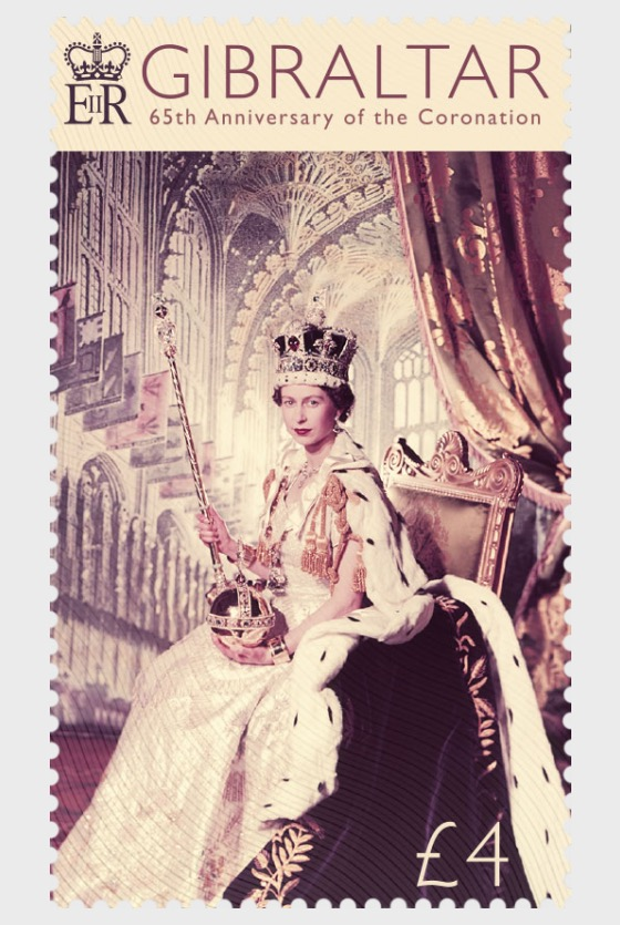 65th Anniversary of the Coronation - Set
