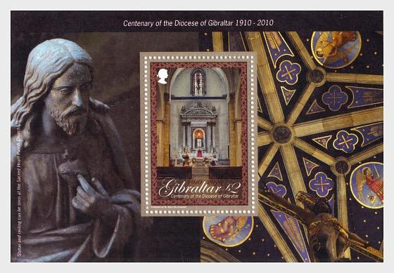 Diocesi Cattolica di Gibilterra - Foglietti