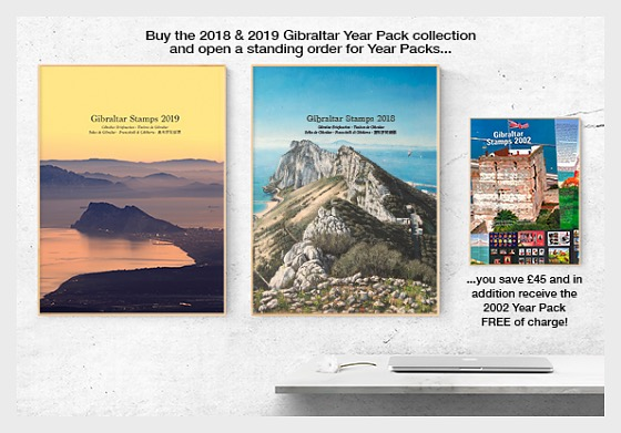 Special Offer: Buy 2018 Year Pack & Pre-Order 2019 Year Pack and receive a FREE 2002 Year Pack - Collezionabile