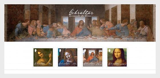 Leonardo Da Vinci - Presentation Pack