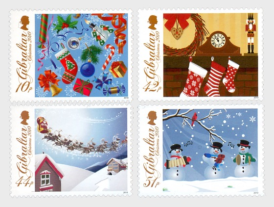 Christmas 2010 - Set