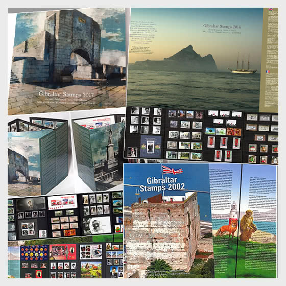 Special Offer: Gibraltar Year Packs Bundle with 40% Discount. YOU SAVE £64 - Collectibles