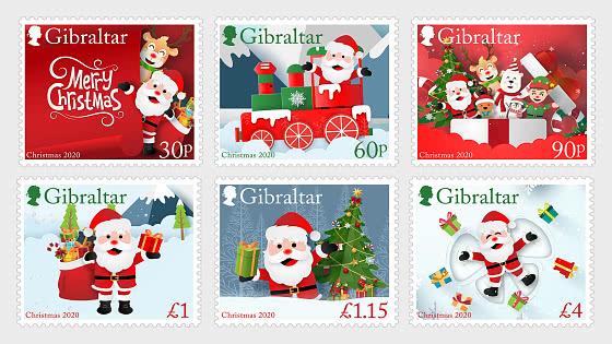 Christmas 2020 - Set Mint - Set