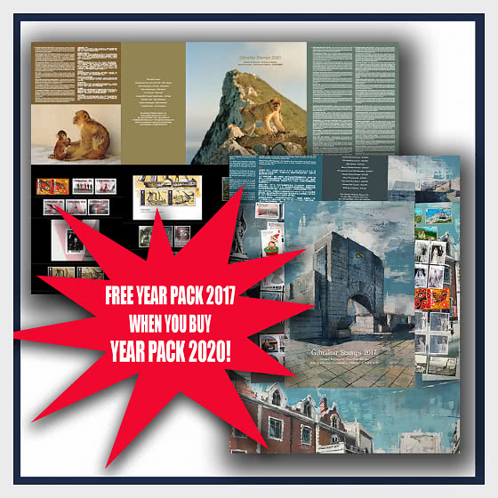 Special Offer - FREE Year Pack 2017 when you buy the Year Pack 2020! - Collectibles