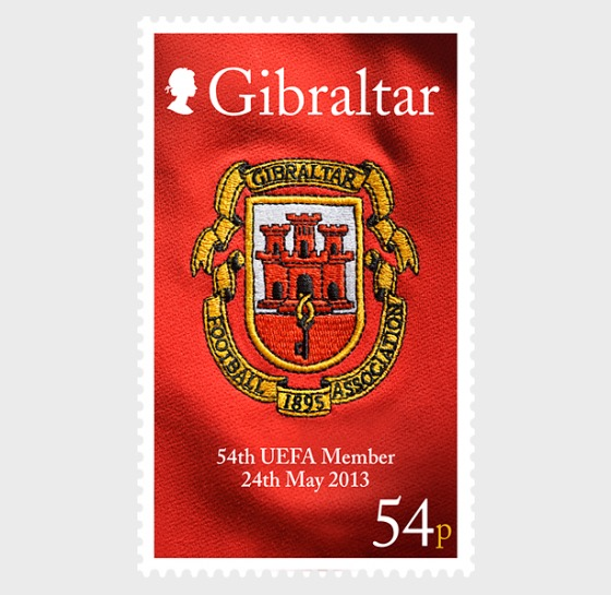 54th Member Of UEFA - Mint - Set