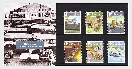 Centenary of Naval Aviation - Pack Set
