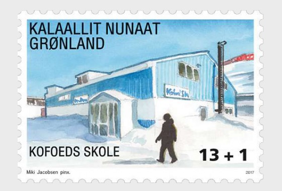 2017 Additional Value-Kofoed´s School Nuuk - Set