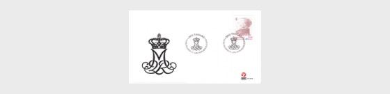 Reine Margrethe - Série Définitive - Enveloppes de Premier Jour