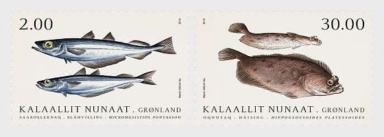 Pescado en Groenlandia II - Series