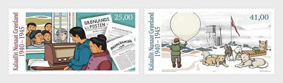 Greenland During WW2 IV - Set