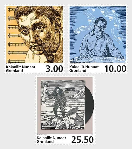 Musica Groenlandese II - Serie