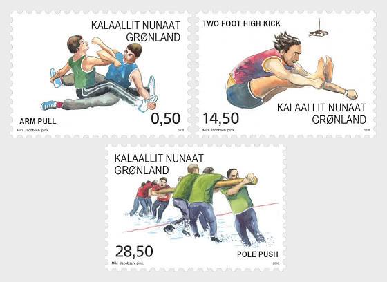 Sports in Greenland III - Set