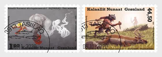 Histoires de Fantômes au Groenland I - Séries CTO
