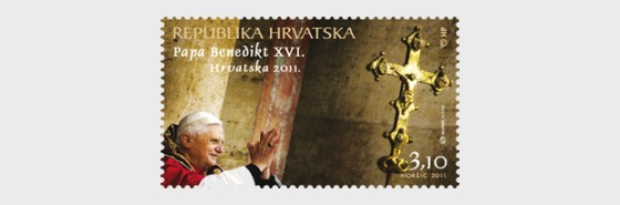 Visit of the Holy Father Benedict XVI to Croatia - Set