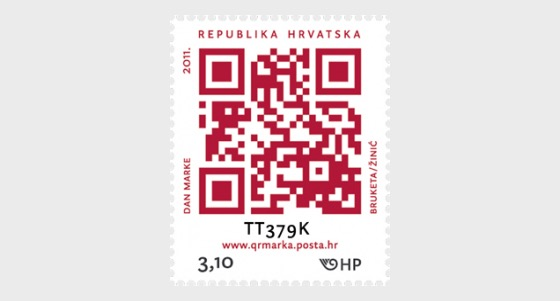 Stamp Day 2011 - Set
