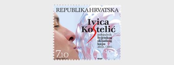 Ivica Kostelic – Alpine Ski World Cup Winner 2010/2011 - Set
