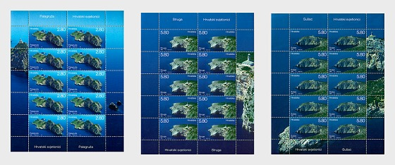 Phares 2014 - Mini-feuilles