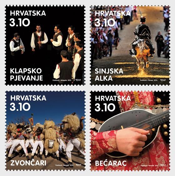 Kroatische Kulturerbe - Serie