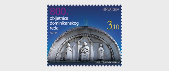 800th Anniversary of The Dominican Order - Set