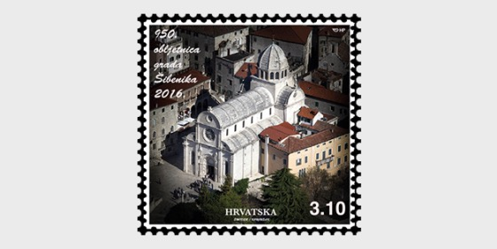 950th Anniversary of the town of Šibenik - Set