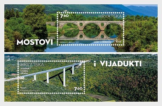 Ponts et Viaducs - Blocs feuillets