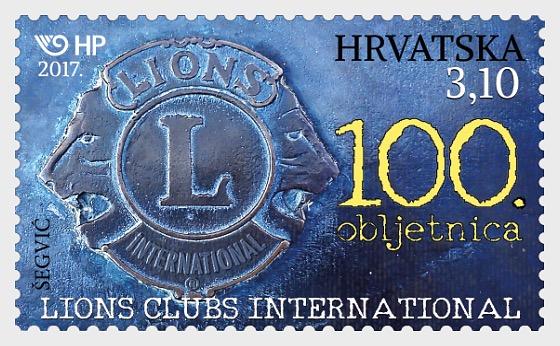 Lions Club International 100th Anniversary - Set