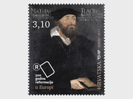 500th Anniversary of Reformation in Europe - Set