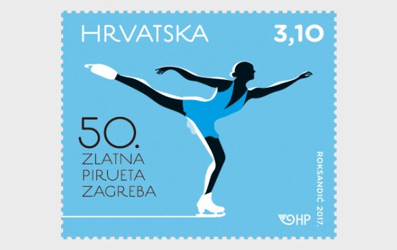 Croatian Sport - 50th Golden Spin of Zagreb - Set