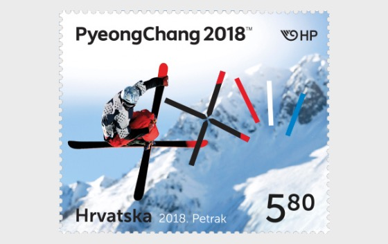 Winter Olympic Games - PyeongChang 2018 - Set