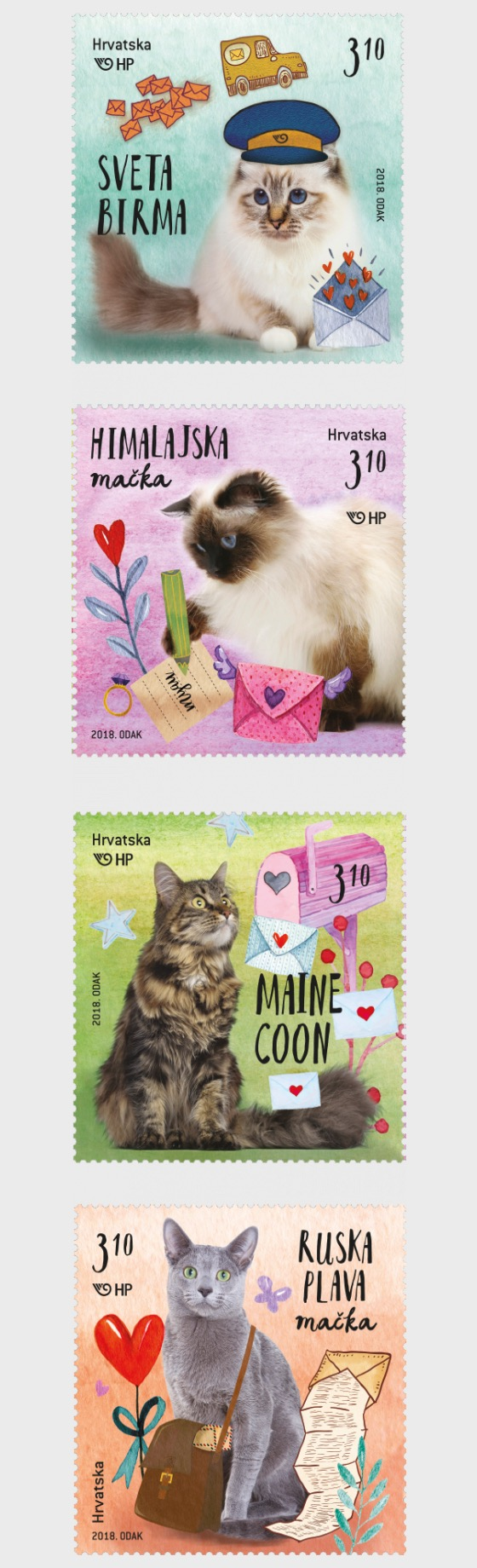 Children's World - Pets - Cats II - Set