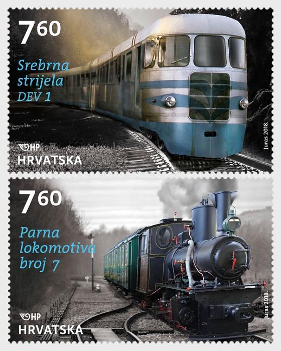 Moteurs Ferroviaires Samobor - Séries