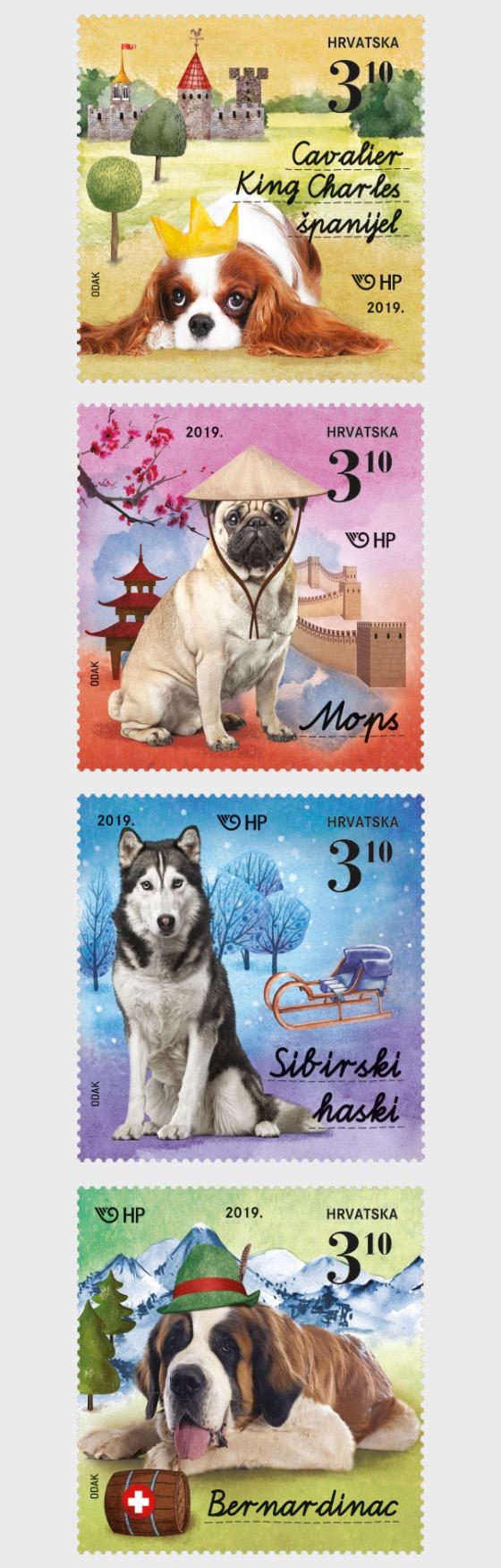 Children's World - Pets, Dogs II - Set