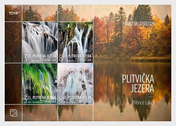 Kroatischer Tourismus - Sonderblock