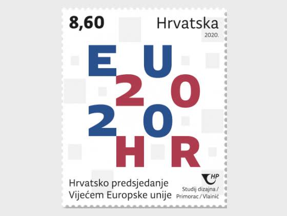 Kroatische Präsidentschaft des Rates der Europäischen Union (C) - Serie