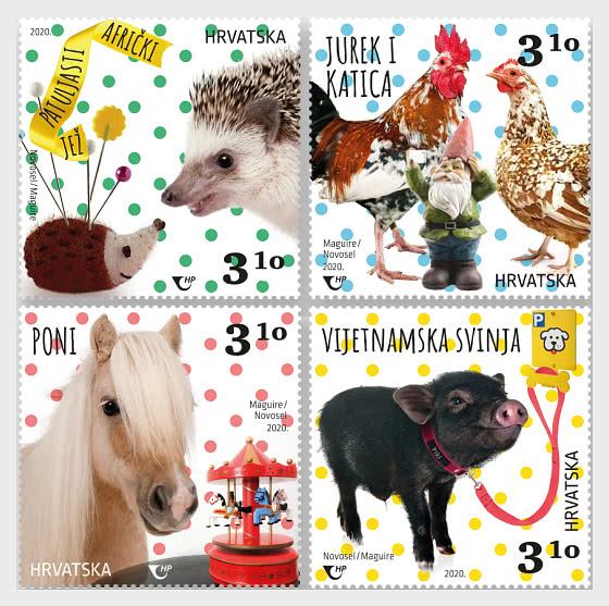 Mundo Infantil - Animales Pigmeos - Series