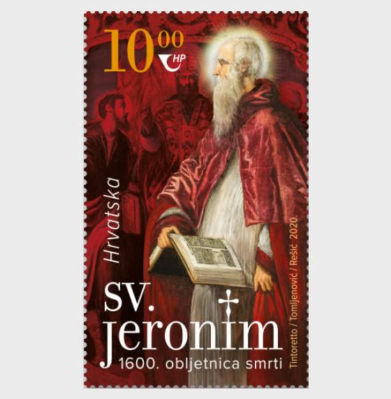 1600. Todestag des heiligen Hieronymus - Serie