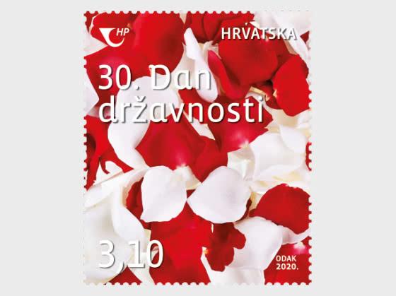 Republic Of Croatia's 30th Statehood Day - Set