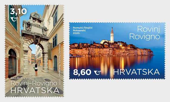 Croatian Tourism – Rovinj-Rovigno - Set