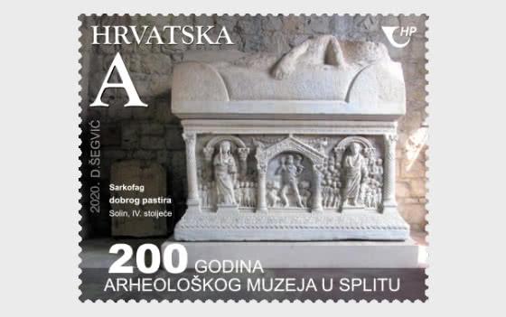 200 Ans De Musée Archéologique De Split (C) - Séries