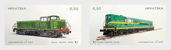 Locomotoras 2020 - Series