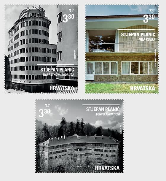Architettura E Design Moderni - Stjepan Planić - Serie
