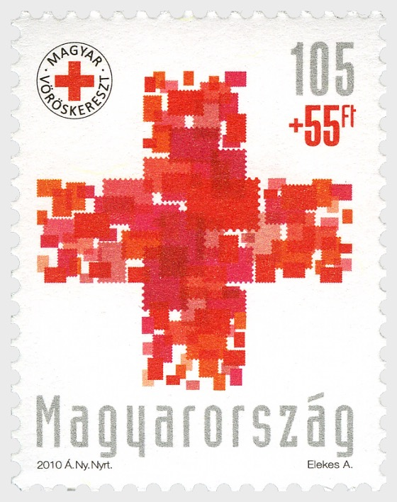 Hungarian Red Cross - Set